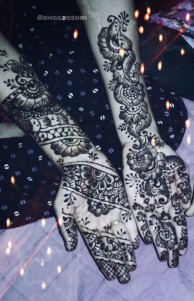 Mehendi for function Bhagya.jpg