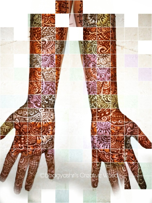 My mehendi world